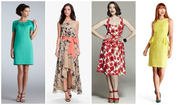 What to Wear to a Spring Or Summer Wedding - Paperblog