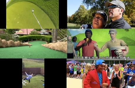 GOLF VIDEOS OF THE WEEK (5/28)