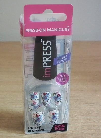 ImPress Press On Manicure Reviews