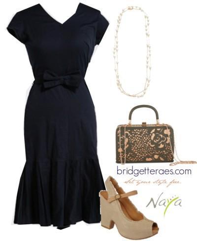 Bridgette Raes Styling for Naya Shoes - Look 4