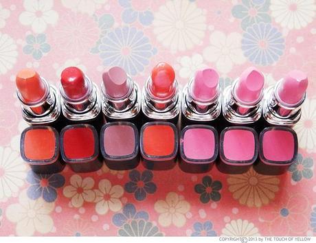 REVIEW   Ever Bilena Matte Lipsticks