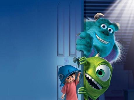 Disney Monster's Inc. Dinner & Movie Night
