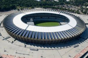 First Solar Powered World Cup Stadium Opens
