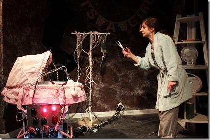 Review: Smudge (Ka-Tet Theatre Company)