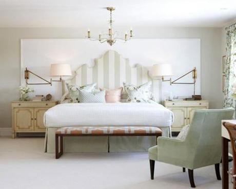 decor wallpaper designs for bedroom9 Decorating The Wall Behind Your Bedroom Headboard HomeSpirations