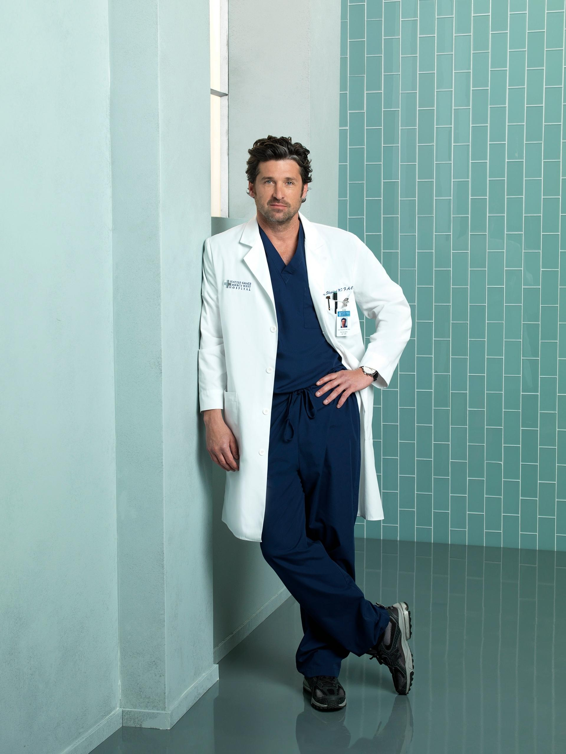 What Shoes Do Doctors Wear On Greys Anatomy