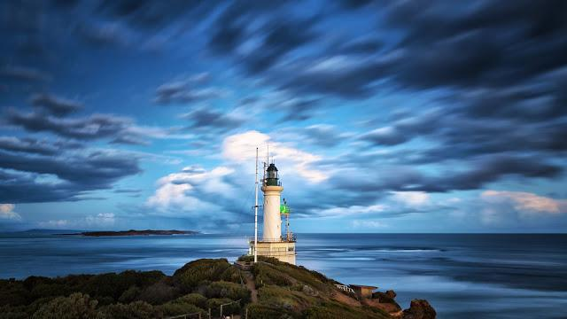 point lonsdale lighthouse and port phillip heads