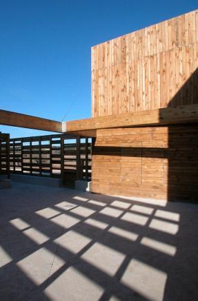 House for Three Sisters by blancafort-reus arquitectura