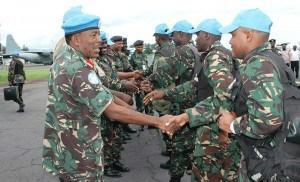 Tanzania is the main contributors to the 3,069 peacekeepers of the UN international brigade of intervention aimed at targetting rebel groups operating in Eastern Congo including M23.
