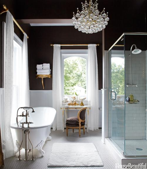 Absolutely stunning bathrooms paperblog for Beautiful houses interior bathrooms