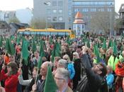 Icelanders Protest Government's Environmental Policy