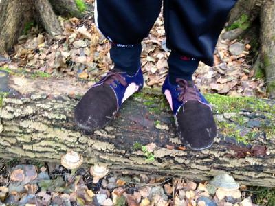 RunAmoc on Trail