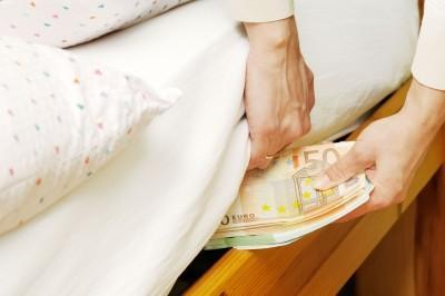Money Under the Bed? It's History