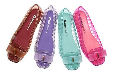 It s Raining Shoes - Bata India launches Monsoon Collection 2013