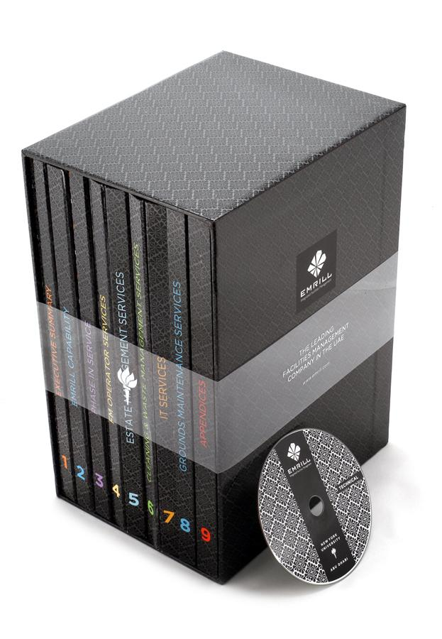 Creative Book Packaging Design : Creative packaging books boxed set design paper