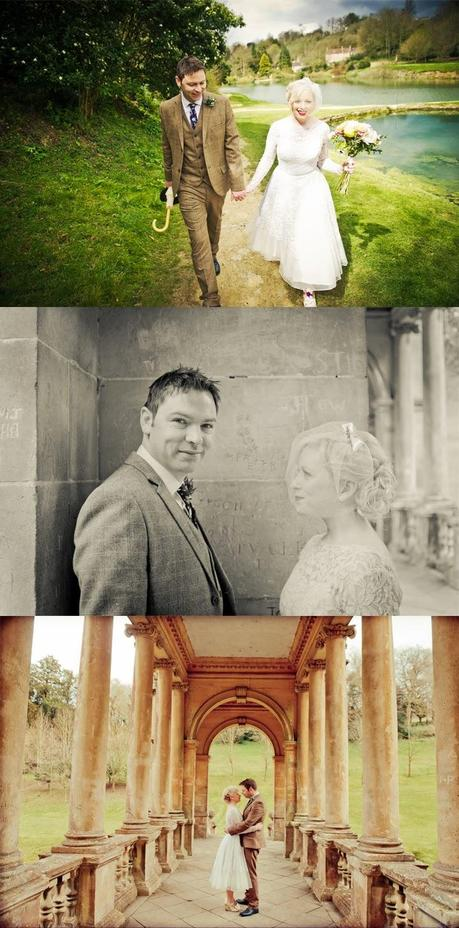 The Wedding Post; Part 2. Prior Park and Priston Mill