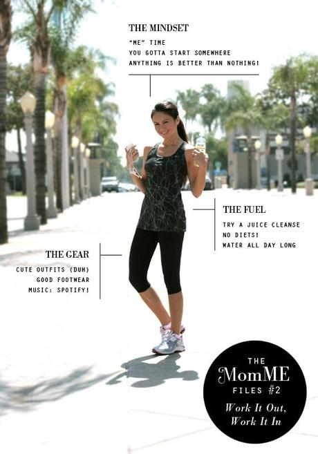 """""""The MomME Files"""" #2: Work It Out, Work It In"""