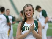 Baylor Bears Cheerleaders Dancers