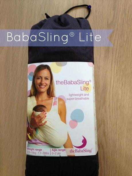 Perfect for Summer: theBabaSling® Lite