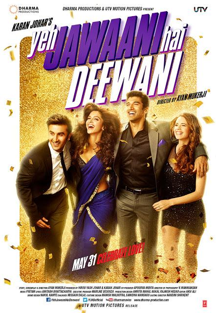Yeh Jawani Hai Deewani ~ Movie and the Collection at Jabong.com!!