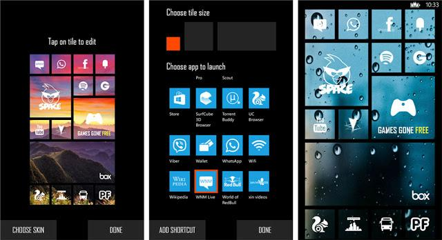 Windows phone 8 home screen designs | Best home style and plans