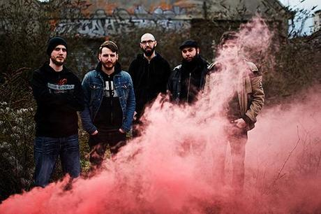 Kaotoxin Records Releasing Hand of Glory from UK Instrumental Doom Act THE LUMBERJACK FEEDBACK on July 2nd (FR) and August 6th (UK/U.S.)