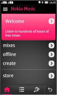 Nokia Music with Mix Radio comes to Nokia Asha Series in Russia