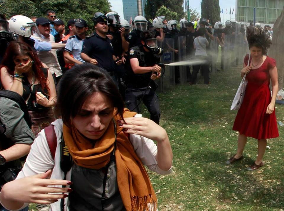 World News: What the Hell is Going On In Turkey!? (#occupygezi)