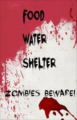 Surviving the Zombie Apocalypse: Guest Post by Nicky Peacock