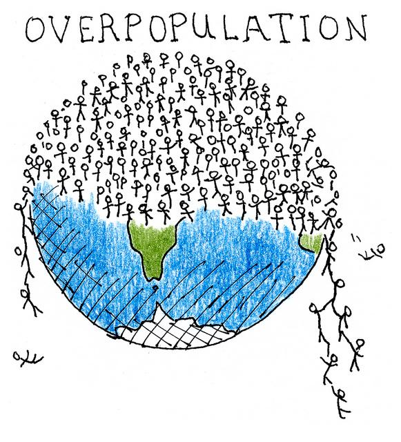 speech on overpopulation and its effects