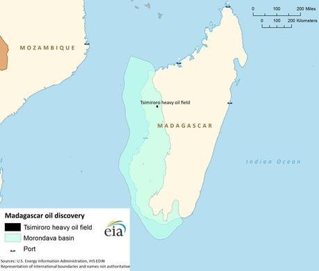 Madagascar oil discovery (Source: U.S. Energy Information Administration)