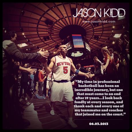 Jason Kidd Retirement