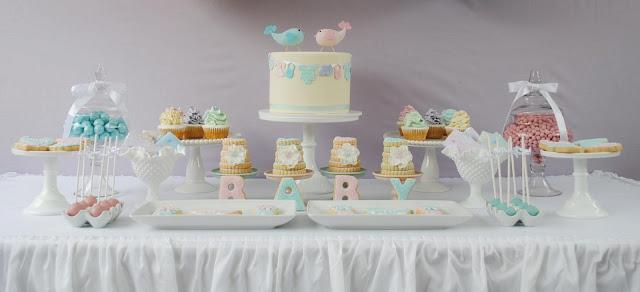 marie from style my table styled this gorgeous pastel baby shower
