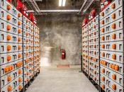 Gigantic Battery Will Provide Power During Blackouts