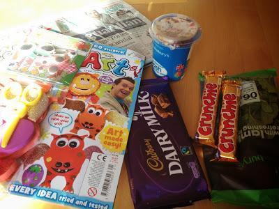 Family Night In With Cadbury Dairy Milk Chocolate #CBias