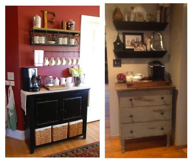 Kitchen Coffee Nooks Paperblog