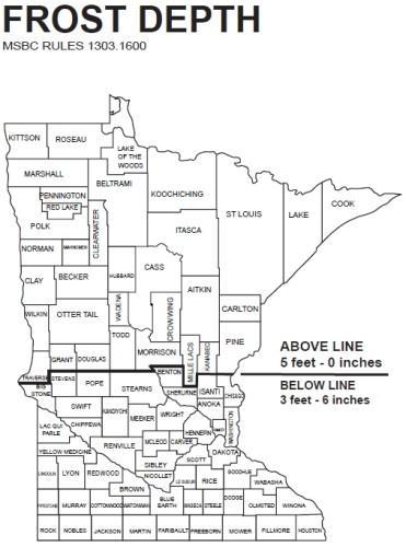 Frost Heaved Decks In Minnesota Paperblog