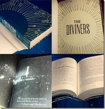 Book Analysis: The Diviners Essay - Words