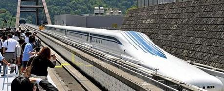 Japan tests 310mph LO Series bullet train
