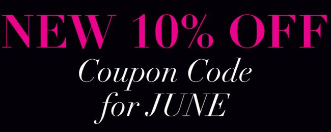New Sigma 10% Code For June 2013!