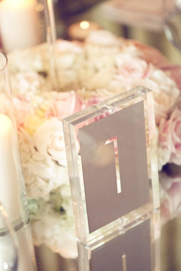 5 Creative Wedding Table Number Ideas - Paperblog