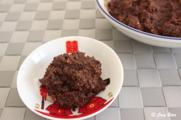 Nasi lemak and sambal chilli paperblog