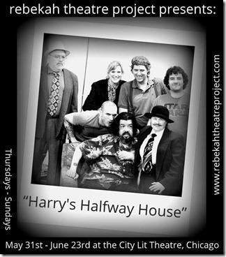 Review: Harry's Halfway House (Rebekah Theatre Project)