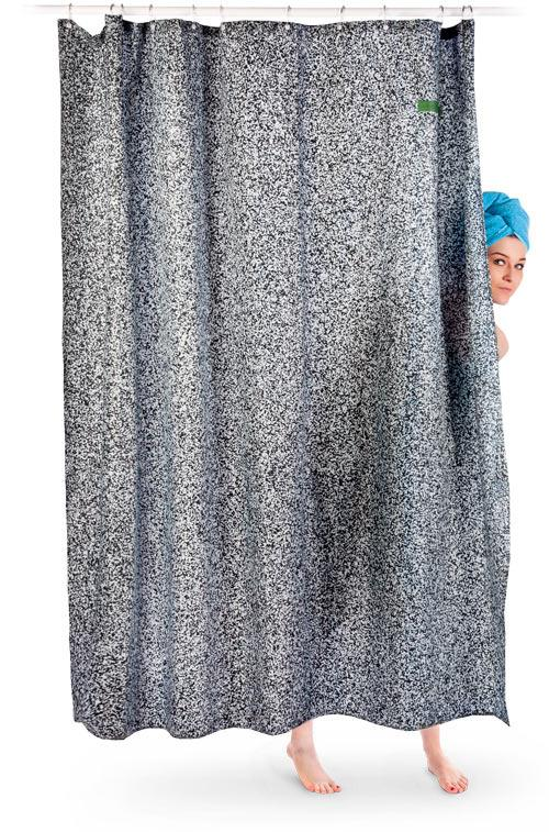 Found Online: 7 Cool & Creative Shower Curtains - Paperblog