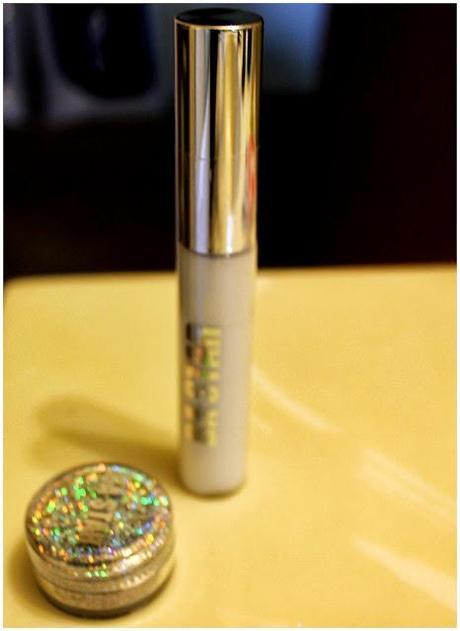 Makeup Review: BA STAR Glitter & Glue