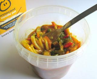 Innocent Noodle Pot - Vietnamese Curry