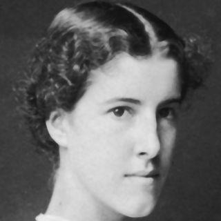 A Portrait of Charlotte Perkins Gilman in the early 1890's