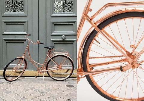 Material Focus: Copper Furniture And Lighting
