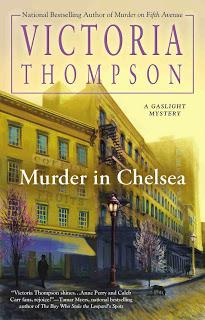 Review:  Murder in Chelsea by Victoria Thompson