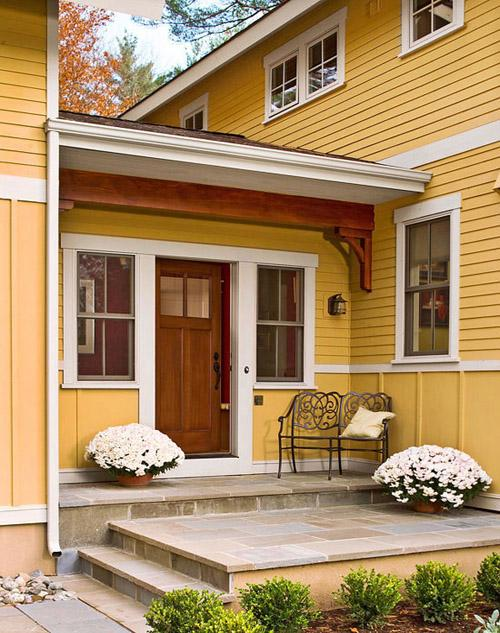Front door stoop designs home decorating ideas for Front door steps ideas